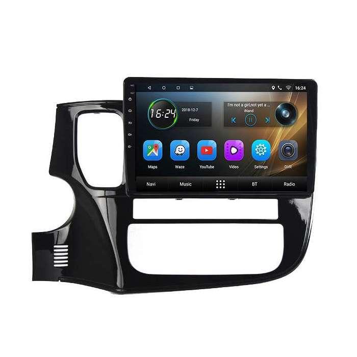 """Radio Navegador GPS Android para Mitsubishi Outlander (10,2"""")"""