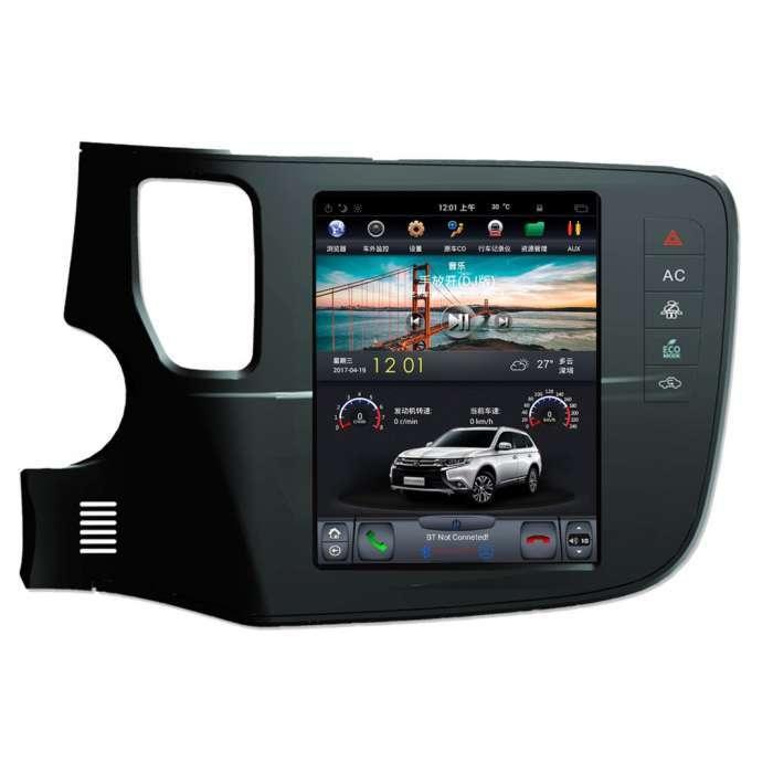 "Radio Navegador Android Tipo Tesla para Mitsubishi Outlander (10,4"")"