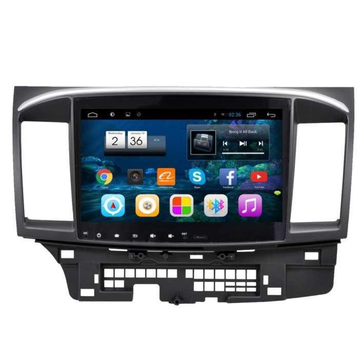 "Radio Navegador GPS Android para Mitsubishi Lancer (10,2"")"