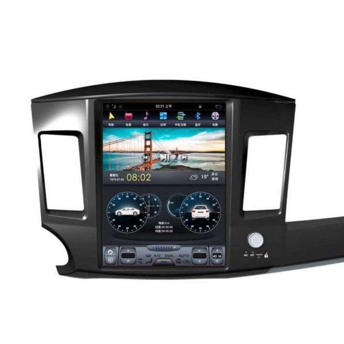 "Radio Navegador Android Tipo Tesla para Mitsubishi Lancer (12,1"")"