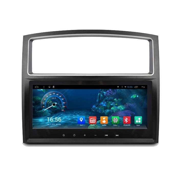 "Radio Navegador GPS Android para Mitsubishi Montero / Pajero (8,8"")"