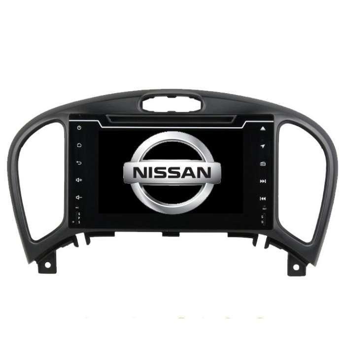 "Radio DVD Navegador GPS Android para Nissan Juke (8"")"