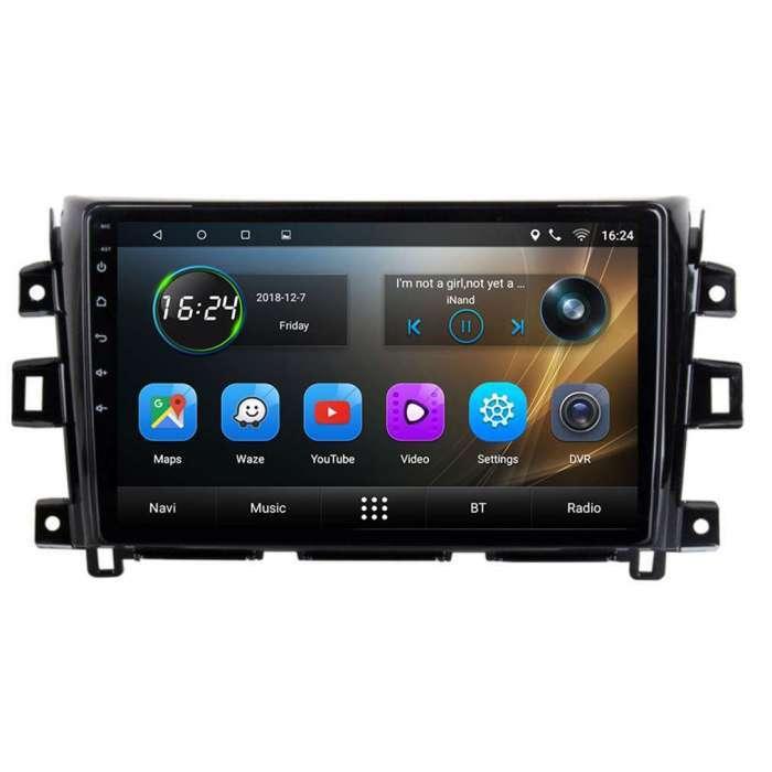"""Radio Navegador GPS Android para Nissan Navara (10,2"""")"""