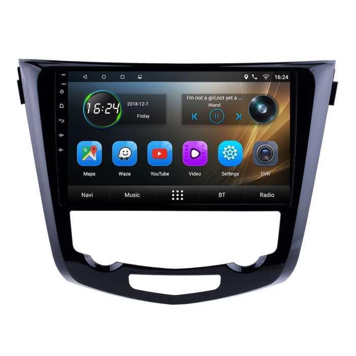 "Radio Navegador GPS Android para Nissan X-trail (10,2"")"