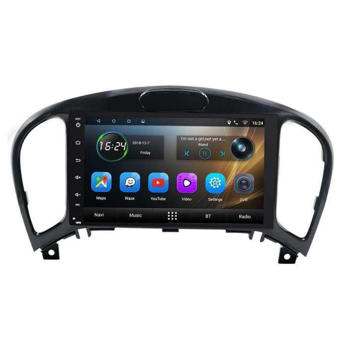 "Radio Navegador GPS Android para Nissan Juke (9"")"