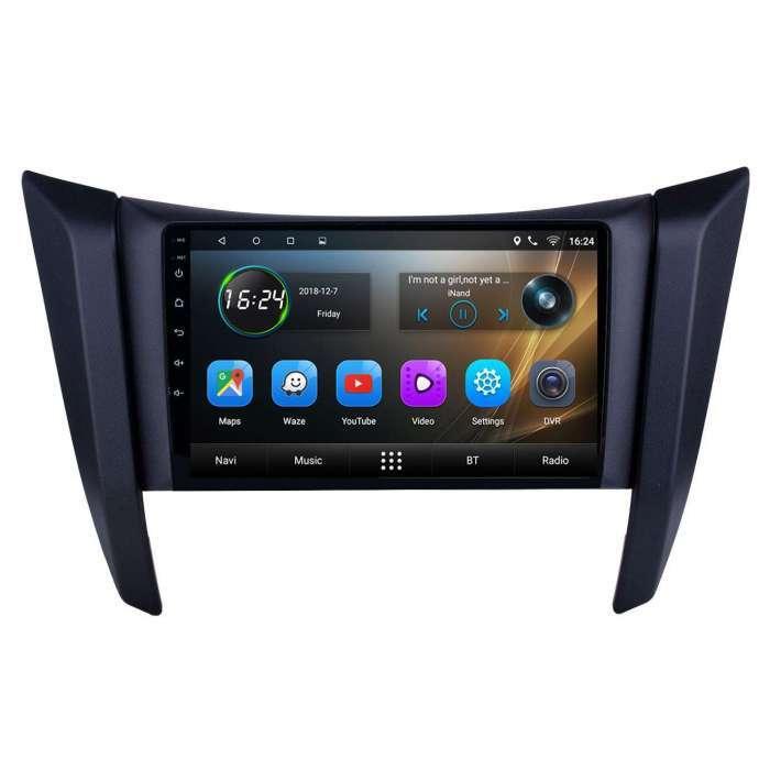 """Radio Navegador GPS Android para Nissan Navara (9"""")"""