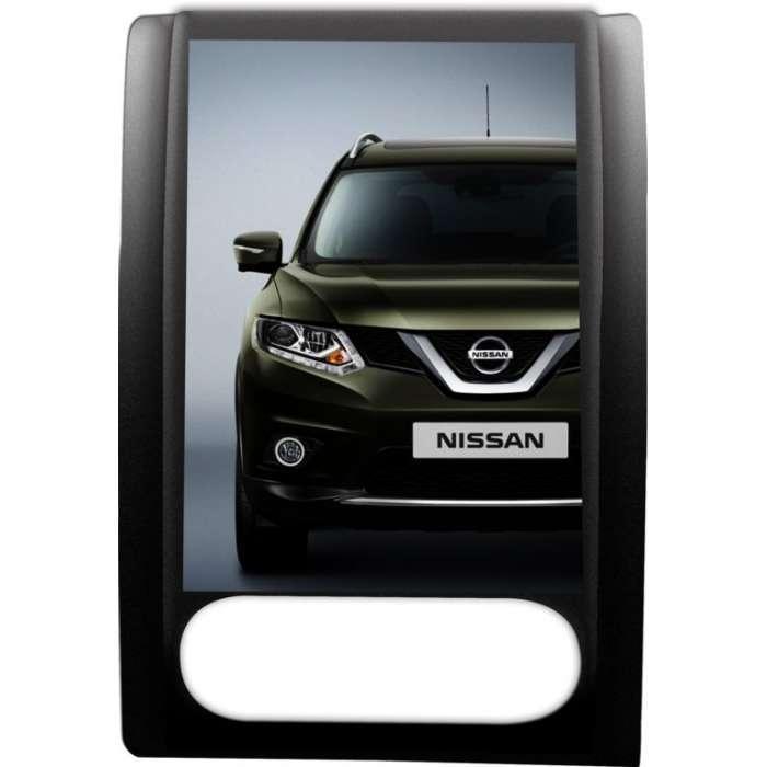 "Radio Navegador Android Tipo Tesla para Nissan Xtrail / Qashqai (12,1"")"