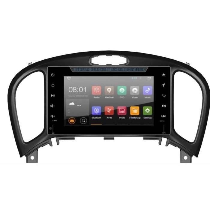 "Radio Navegador GPS Android para Nissan Juke (8"")"