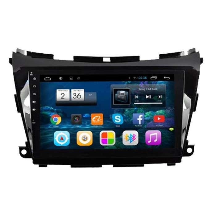 "Radio Navegador GPS Android para Nissan Murano (10,2"")"