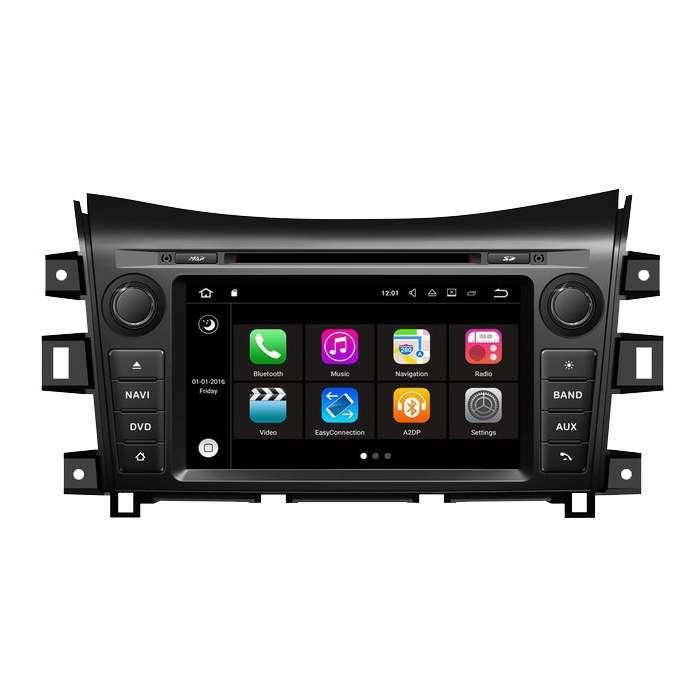 "Radio DVD Navegador GPS Android para Nissan Navara (7"")"