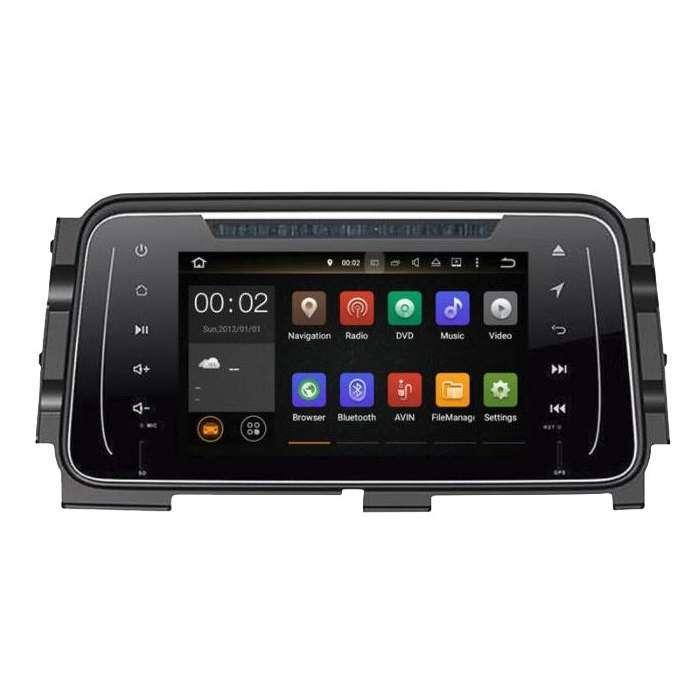 "Radio Navegador GPS Android para Nissan Micra (7"")"