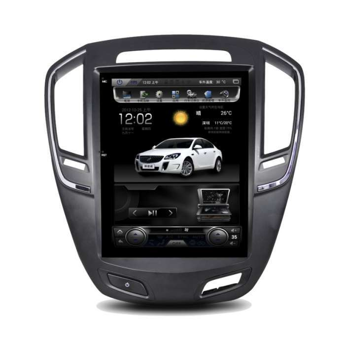 "Radio Navegador Android Tipo Tesla para Opel Insignia (10.4"")"