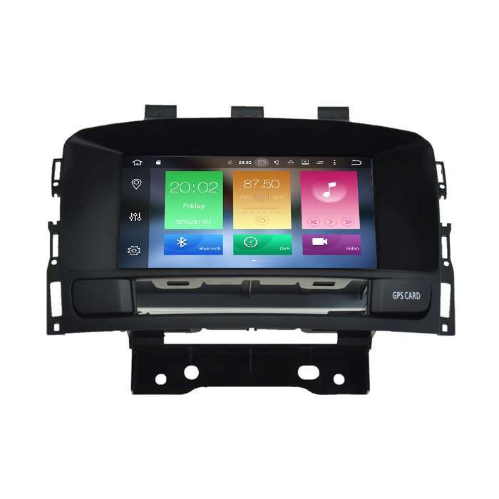 """Radio Navegador GPS Android para Opel Astra J / Antara / Vectra (7"""")"""