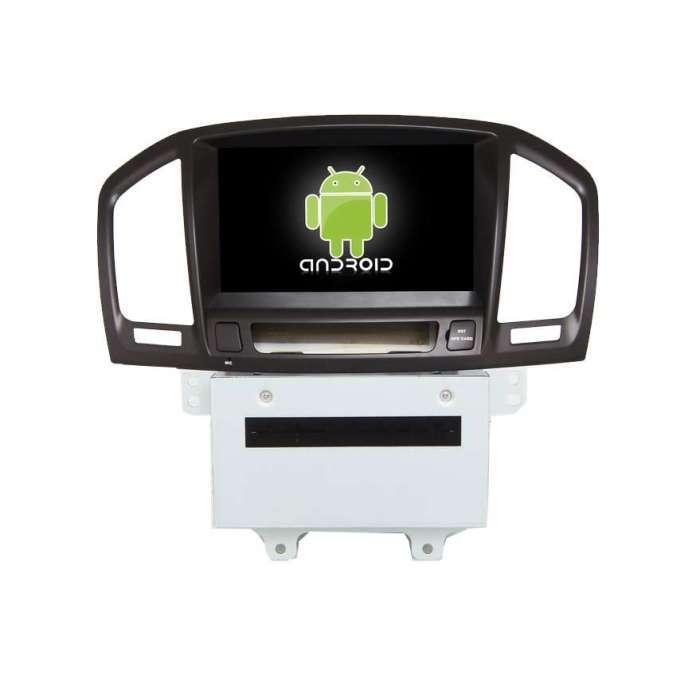 "Radio Navegador GPS Android para Opel Insignia (8"")"
