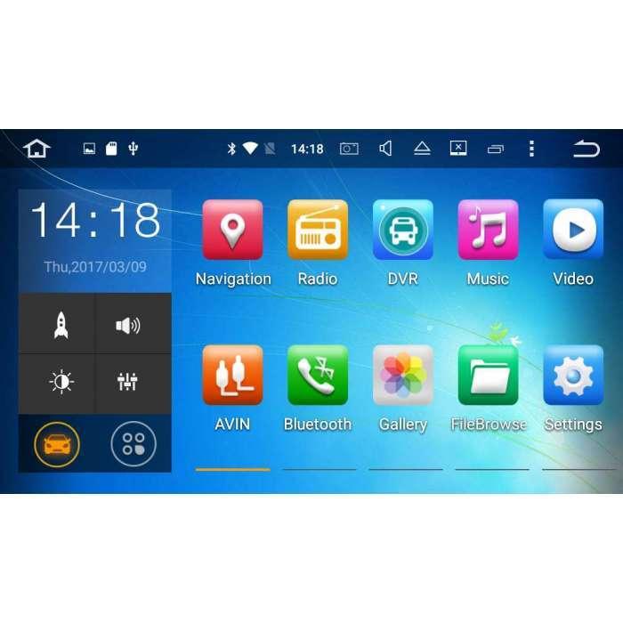 "Radio Navegador GPS Android para Opel Insignia (10,2"")"