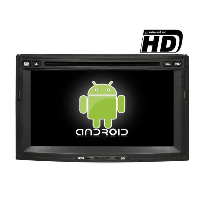 "Radio DVD Navegador GPS Android para Peugeot 3008 / 5008 (7"")"