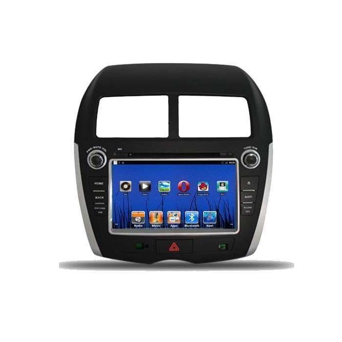 "Radio DVD Navegador GPS Android para Peugeot 4008 (8"")"