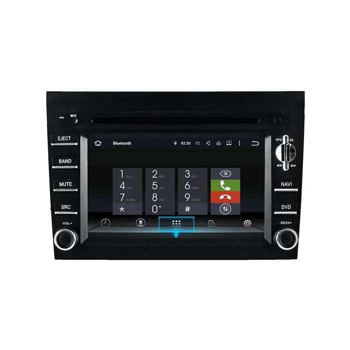 """Radio DVD Navegador GPS Android para Porsche Cayman / Boxster / 987 / 911 / 997 (6,2"""")"""