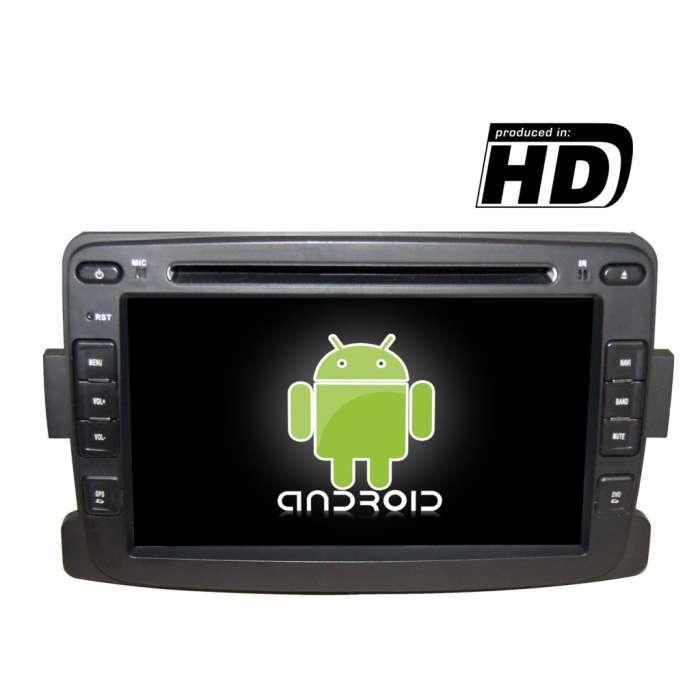 "Radio DVD Navegador GPS Android para Dacia / Renault (7"")"