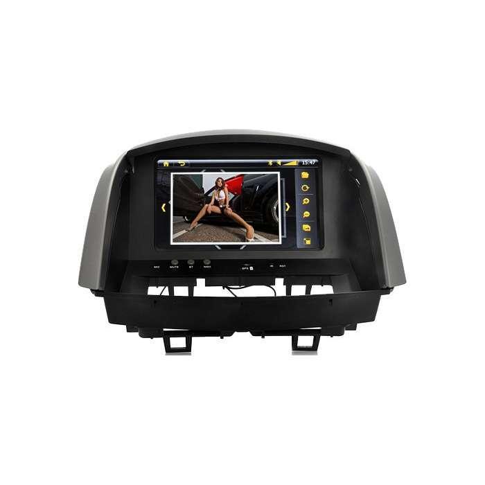 "Radio DVD Navegador GPS para Renault Clio (7"")"