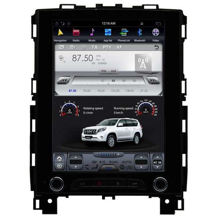 "Radio Navegador Android Tipo Tesla para Renault Megane (10,4"")"