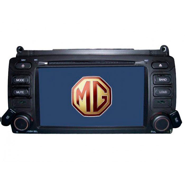 """Radio DVD Navegador GPS para MG (7"""")"""
