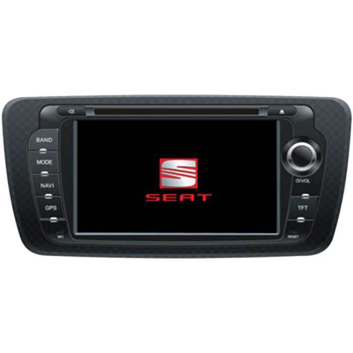 "Radio DVD Navegador GPS Android para Seat Ibiza (7"")"