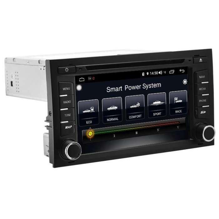 "Radio Navegador GPS Android para Seat Leon (7"")"