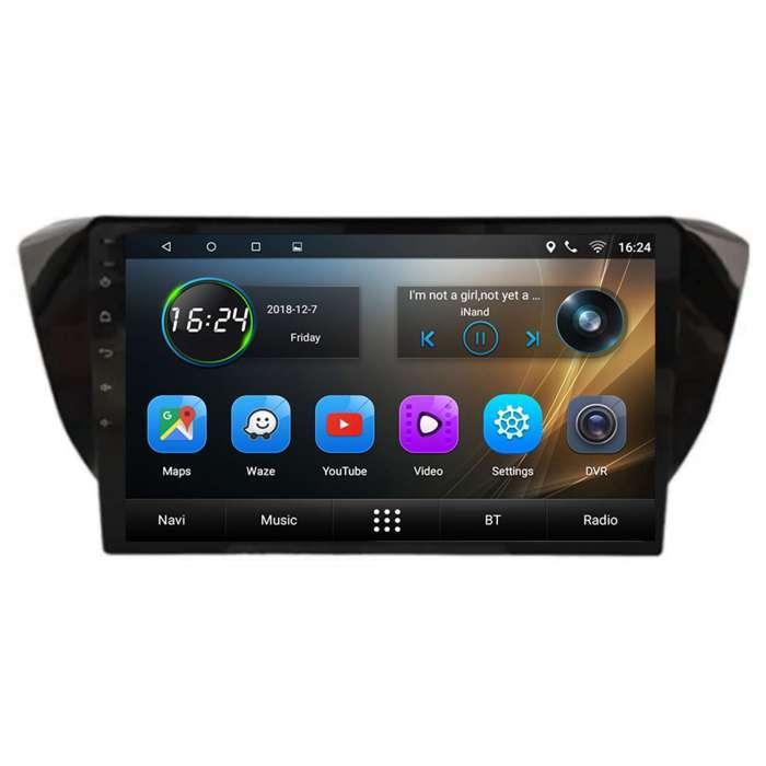 "Radio Navegador GPS Android para Skoda SuperB (10,2"")"