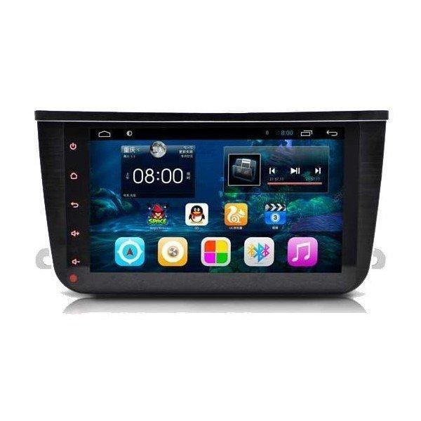 "Radio Navegador GPS Android para Smart (8"")"