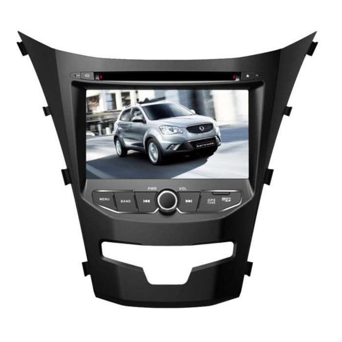 "Radio DVD Navegador GPS Android para SsangYong Korando (8"")"