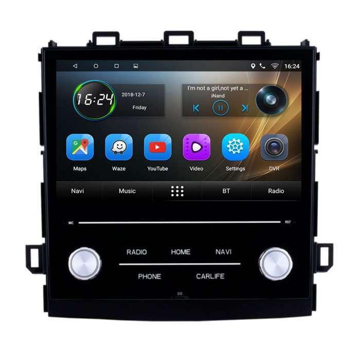 """Radio Navegador GPS Android para Subaru XV (9"""")"""
