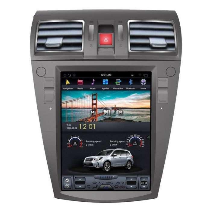"Radio Navegador Android Tipo Tesla para Subaru Forester (10,4"")"