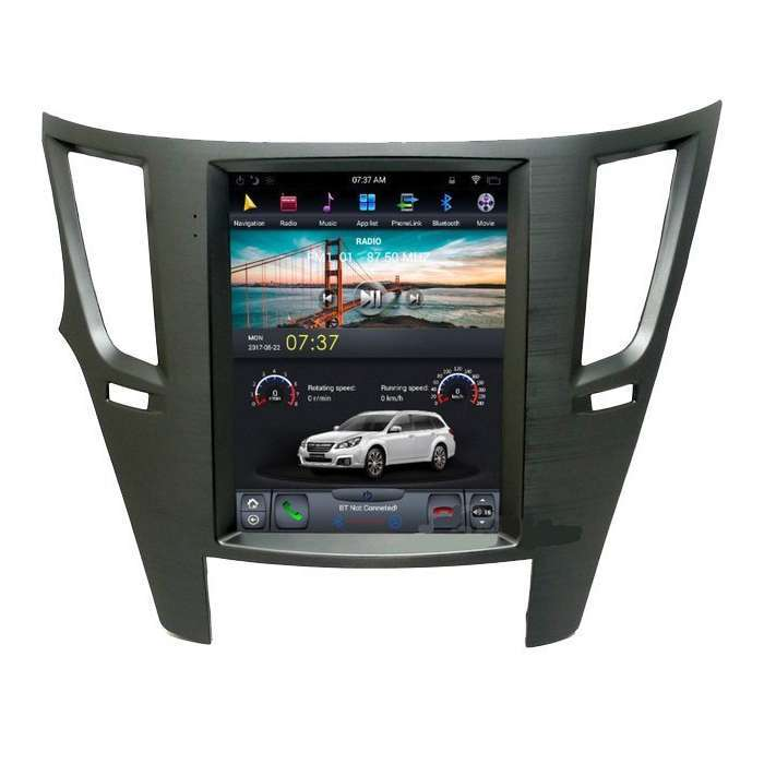"Radio Navegador Android Tipo Tesla para Subaru Outback (10,4"")"