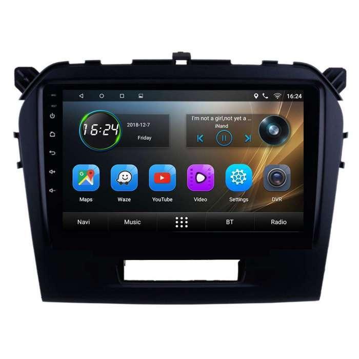 """Radio Navegador GPS Android para Suzuki Vitara (9"""")"""