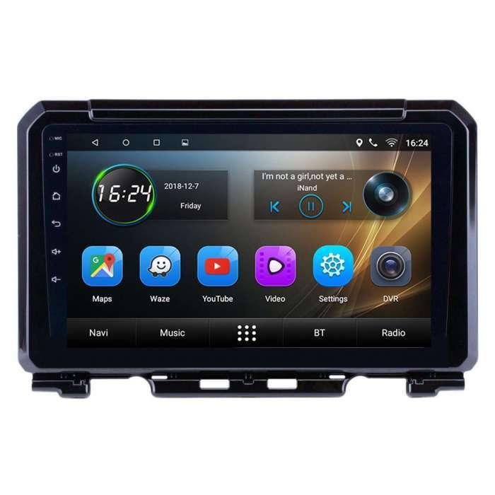 """Radio Navegador GPS Android para Suzuki Jimny (9"""")"""