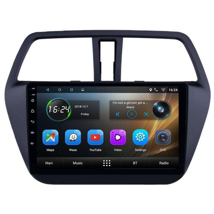 "Radio Navegador GPS Android para Suzuki SX4 / S Cross (9"")"