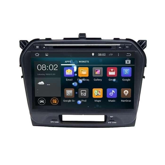 """Radio DVD Navegador GPS Android para Suzuki Vitara (10"""")"""