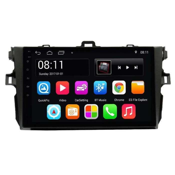 """Radio Navegador GPS Android para Toyota Corolla (10,1"""")"""