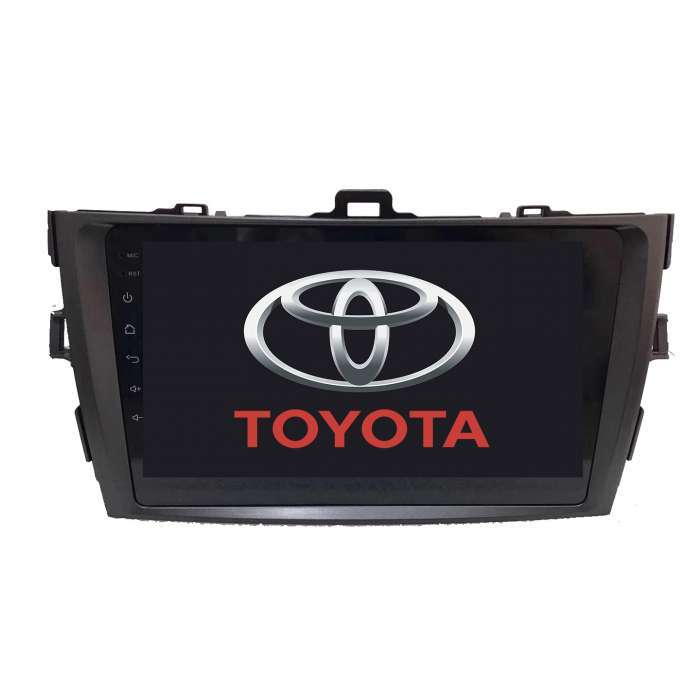 "Radio Navegador GPS Android para Toyota Auris (9"")"