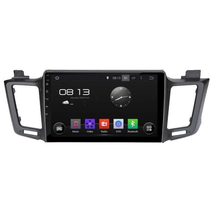 "Radio Navegador GPS Android para Toyota RAV4 (10,2"")"