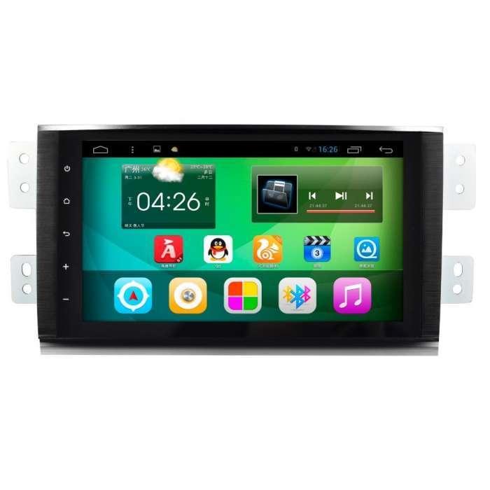 "Radio Navegador GPS Android para Toyota Land Cruiser KDJ120 (10,2"")"