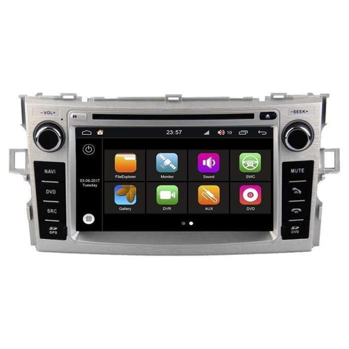 "Radio DVD Navegador GPS Android para Toyota Verso (7"")"