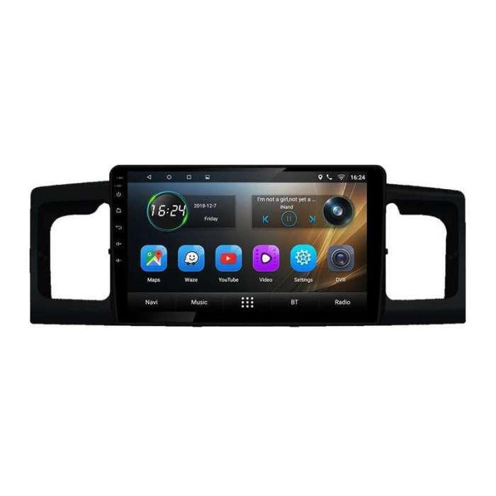 """Radio Navegador GPS Android para Toyota Corolla (8"""")"""