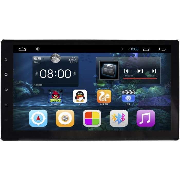 "Radio DVD Navegador GPS Android para Toyota Hilux (9"")"
