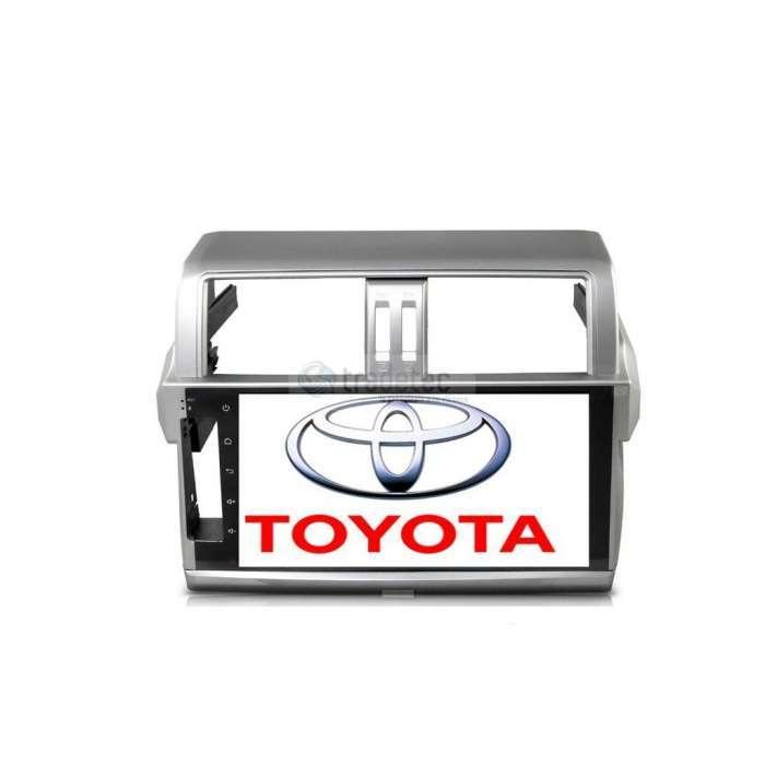 "Radio DVD Navegador GPS Android para Toyota Land Cruiser VX (10,2"")"