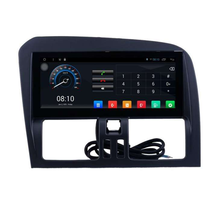 "Radio Navegador GPS Android para Volvo XC60 (8,8"")"
