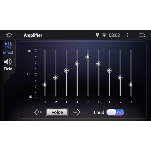 "Radio Navegador GPS Android para Volvo S60 (8,8"")"