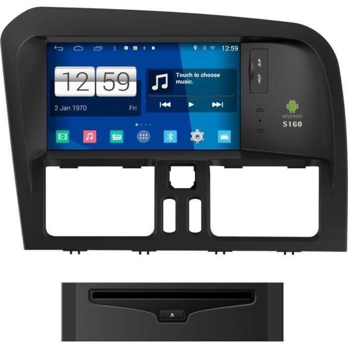 "Radio DVD Navegador GPS S160 Android para Volvo XC60 (7"")"