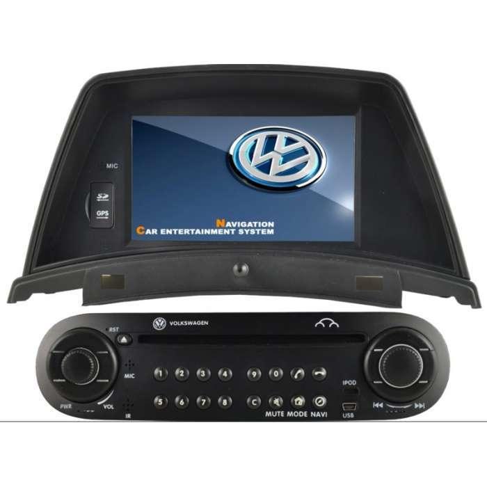 """DVD con Navegador y TDT para VolksWagen Beetle (6,2"""")"""
